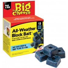 The Big Cheese All-Weather Block Bait - 15 x 10g