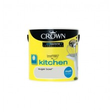 Crown Kitchen Paint 2.5L Sugar Bowl (Matt)