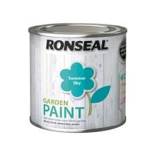 Ronseal Garden Paint 2.5L Summer Sky