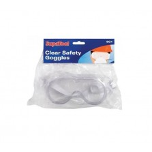 Supadec Clear Safety Work Goggles