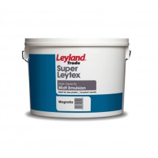 Leyland Super Leytex Emulsion Paint 15L Magnolia (Matt)
