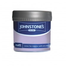Johnstones Vinyl Emulsion Tester Pot 75ml Sweet Lavender (Matt)