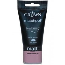Crown Tester Pot 40ml Sweet Dreams Matt