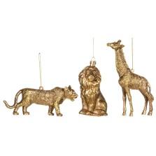 Christmas Safari Animal Decoration