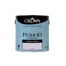 Crown Period Colours Emulsion Paint 2.5L Tea Gown (Matt)