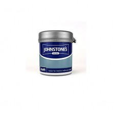 Johnstones Vinyl Emulsion Tester Pot 75ml Teal Topaz (Matt)