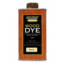 Ronseal Colron Wood Dye 250ml White Ash