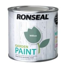 Ronseal Garden Paint 250ml Willow