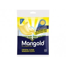 Marigold Crystal Clear Window Cloth
