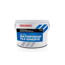 Sealocrete Waterproof Tile Adhesive 10L