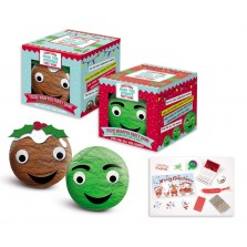 Christmas Party Game - Pass The Sprout/Pudding