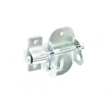 Securit S1434 Zinc Plated Oval Padlock Bolt 150mm