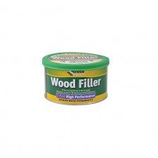 Everbuild 2-Part High Performance Wood Filler 500g Oak