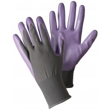 Briers Seed and Weed Gloves Lavender Medium - Size 8