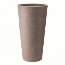Stewart Varese Tall Vase 75cm Brown