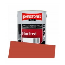 Johnstone's Trade Flortred 5L Safety Red