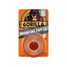 Gorilla Heavy Duty Mounting Tape 25.4mm x 1.52m