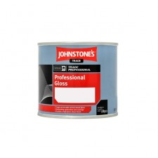 Johnstones Trade Professional Gloss 500ml White