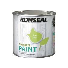 Ronseal Garden Paint 2.5L Lime Zest