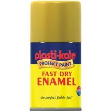 PlastiKote Spray Paint 100ml Antique Gold Gloss