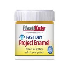 PlastiKote Enamel Paint 59ml Brass