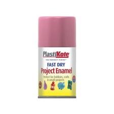 PlastiKote Spray Paint 100ml Hot Pink Gloss