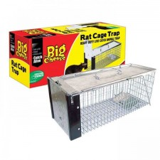 The Big Cheese Metal Rat Trap Cage STV075