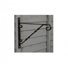 "Gardman Standard Hanging Basket Bracket 14-16"" Black"