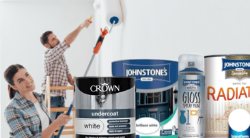 Makeover your home with Paint from Tony Almond!
