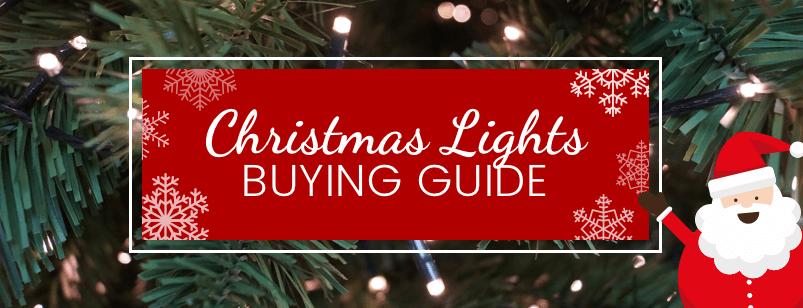 Buying Christmas Lights