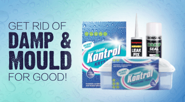 Get rid of damp and mould for good!