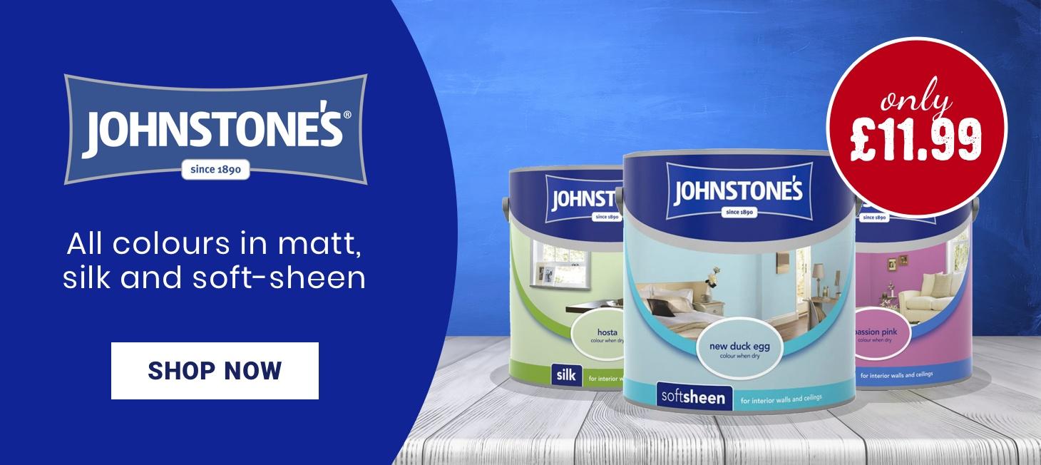 Johnstones 2.5l emulsion only £11.99