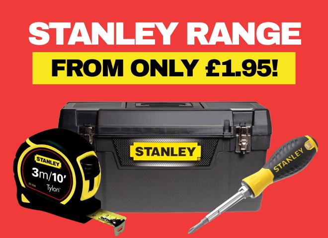 Stanley Range