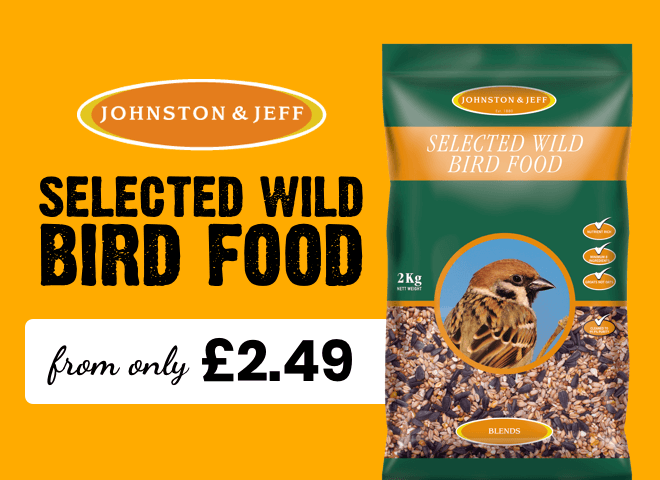 Johnstone & Jeff Wild Bird Food