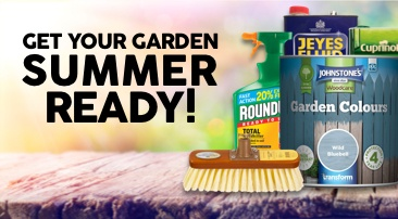 Get your garden summer ready!